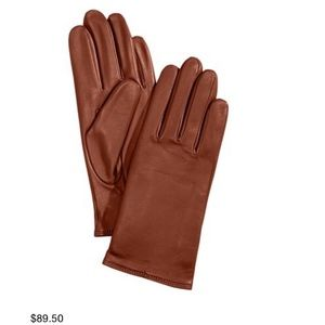 Charter Club - Cashmere Lined Leather Gloves